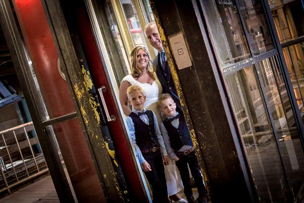 Fotograaf bruiloft Noordkade Veghel