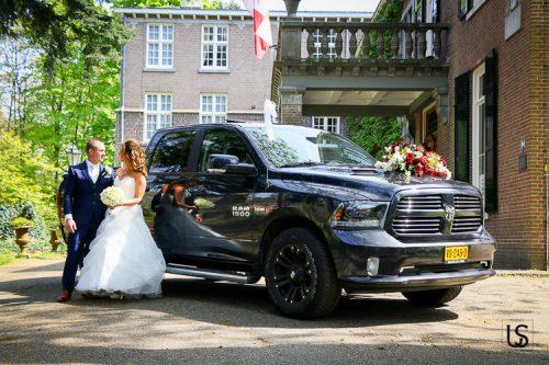 Bruidsreportage in Geldrop