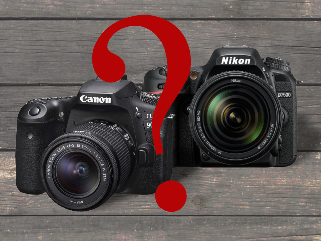 Welke spiegelreflex camera moet ik kopen als beginnend Fotograaf